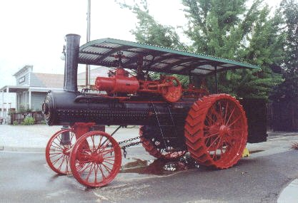 1921 Port Huron Traction Engine