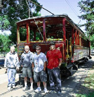 Posting Rollup - 2009 | California Trolley and Railroad Corporation